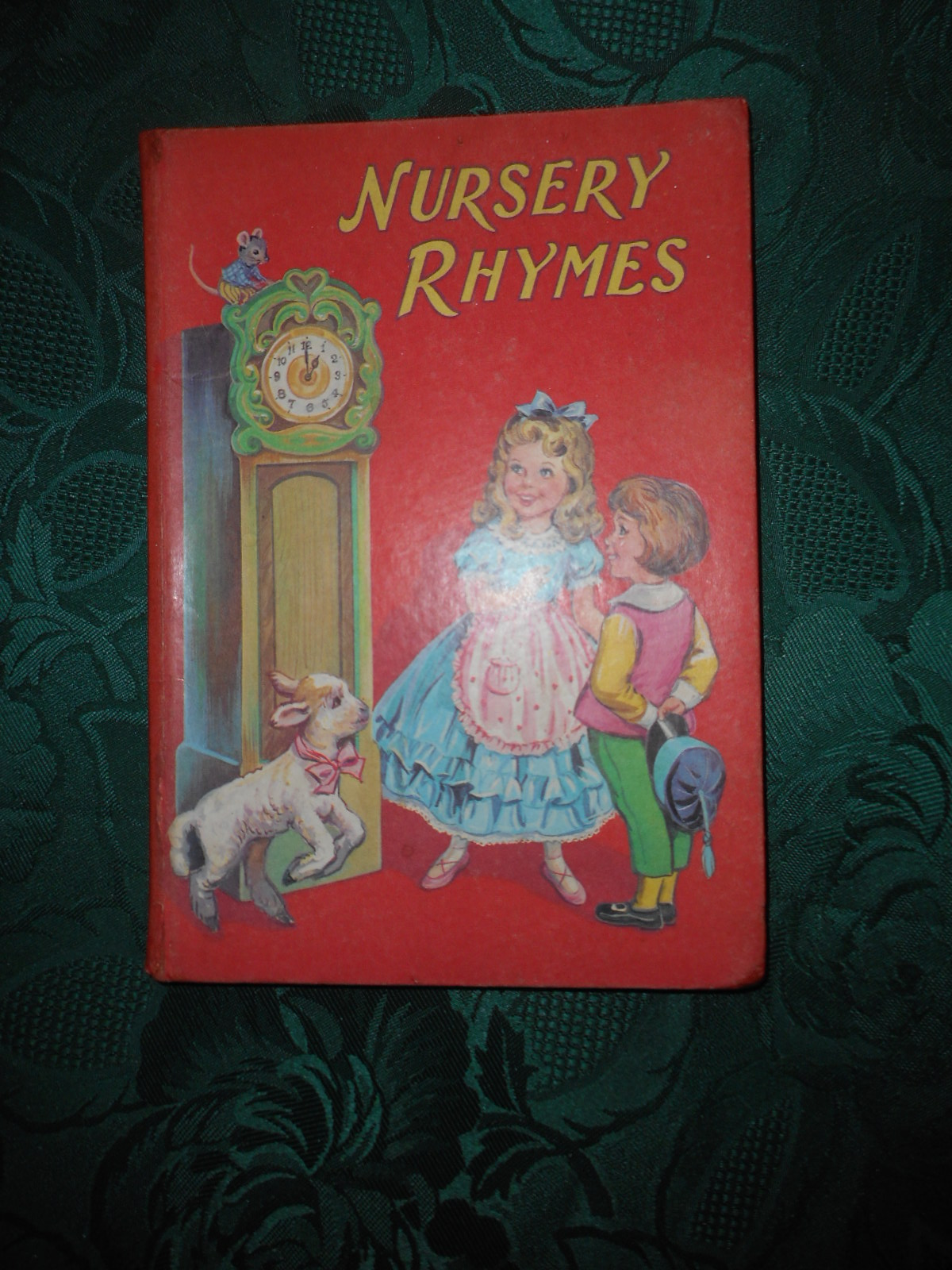 Image for NURSERY RHYMES A Novelty Fold-Out Panoramic Board Book