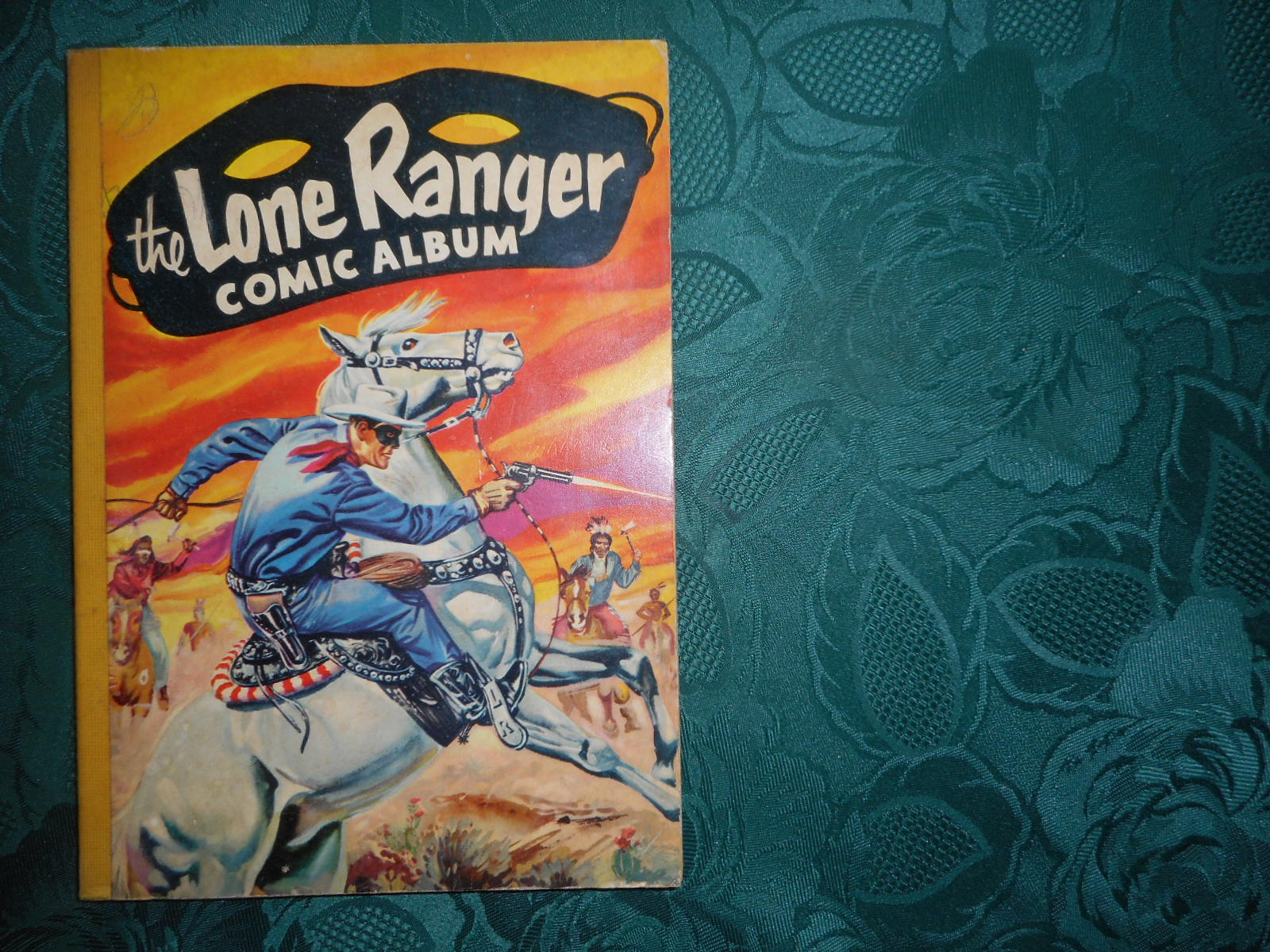 Image for The Lone Ranger Comic Album No. 2