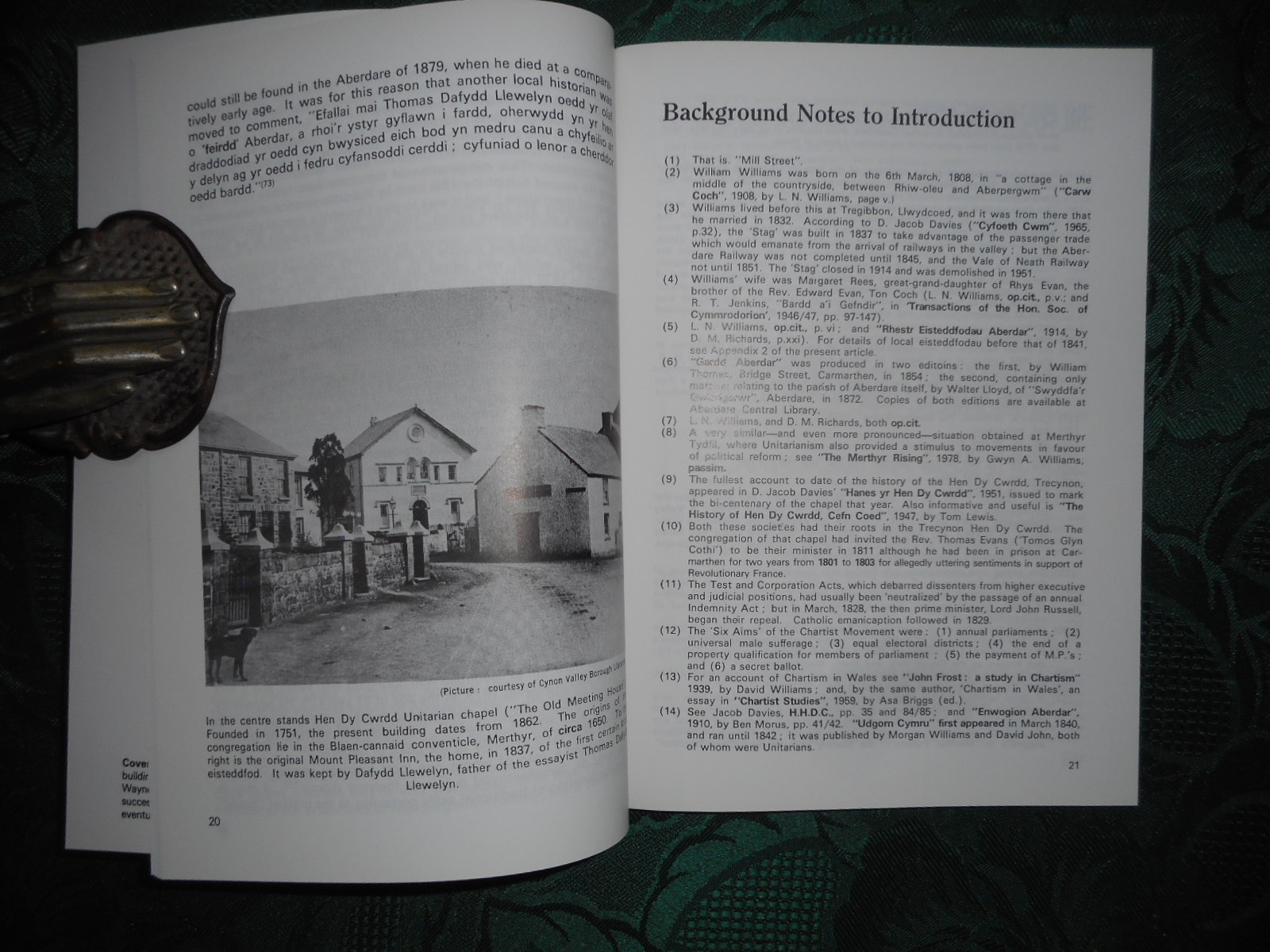 Image for Old Aberdare. Volume 2 (Reprint) .