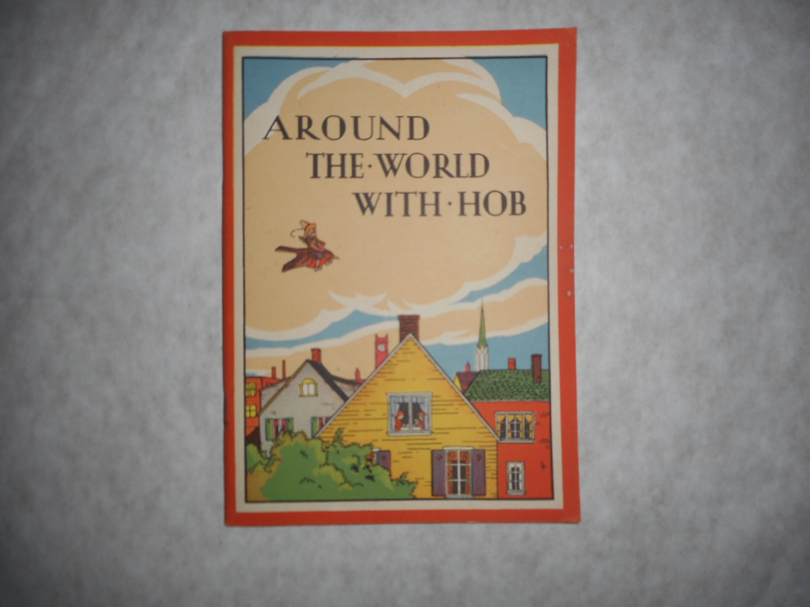 Image for Around the World with Hob