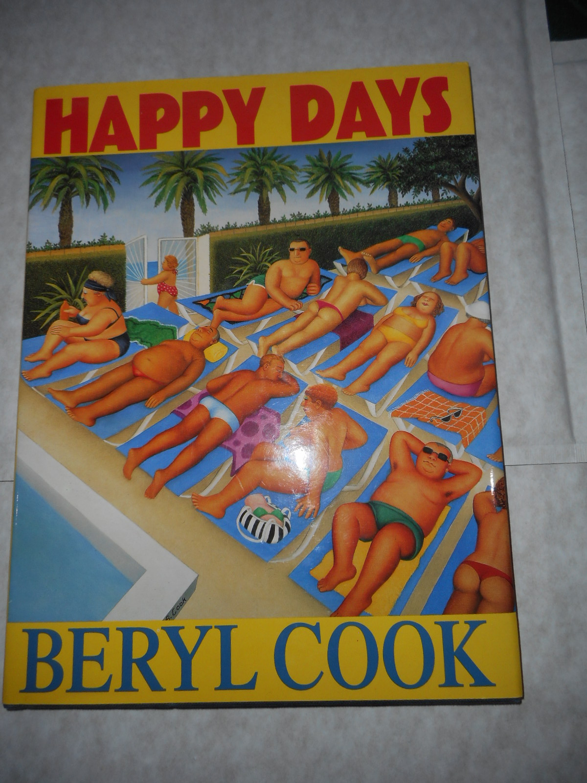 Image for Happy Days (SIGNED 1st Edition, 1st Impression)