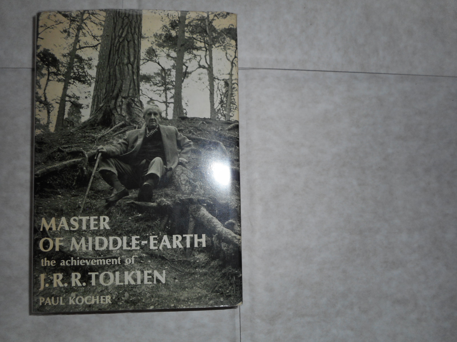 Image for Master of Middle-Earth. The Achievement of J. R. R. Tolkien