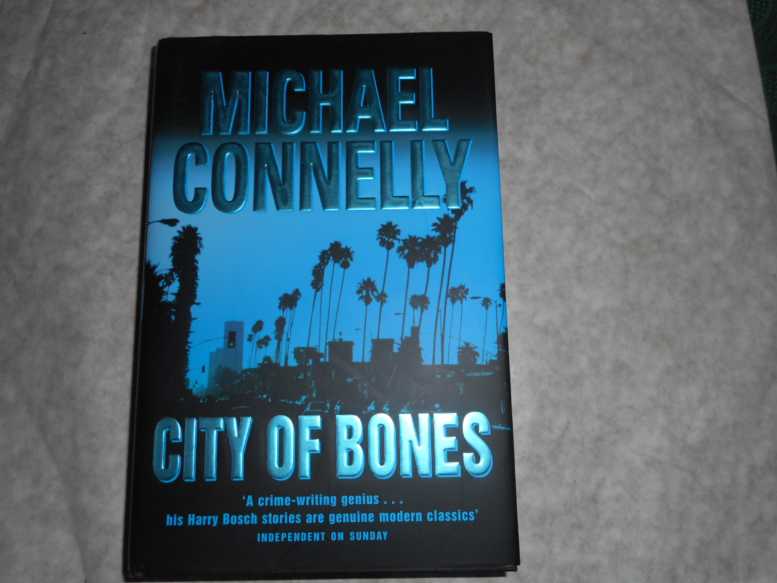 Image for City Of Bones (SIGNED UK 1st Edition)