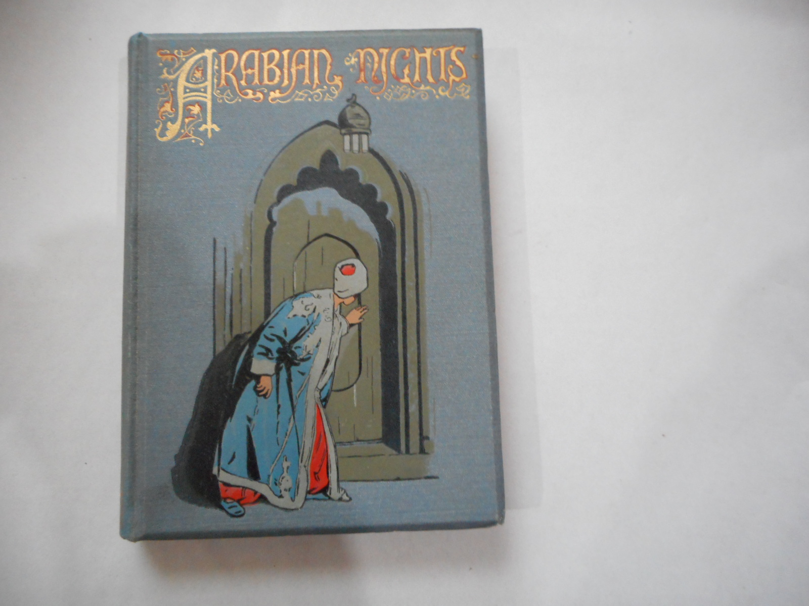 Image for The Arabian Nights .