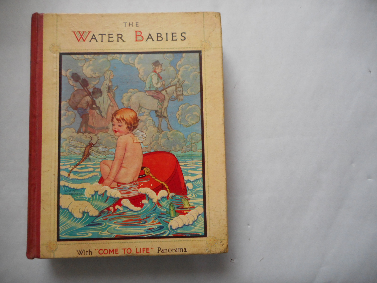 "Image for The Water Babies (Abridged) With "" Come To Life "" Panorama"