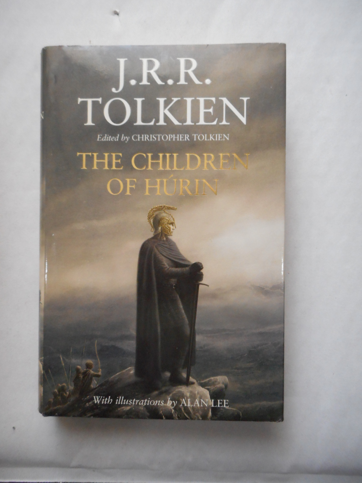 Image for Narn I Chîn Húrin. The Tale of the Children of Hurin.  The Children of Hurin