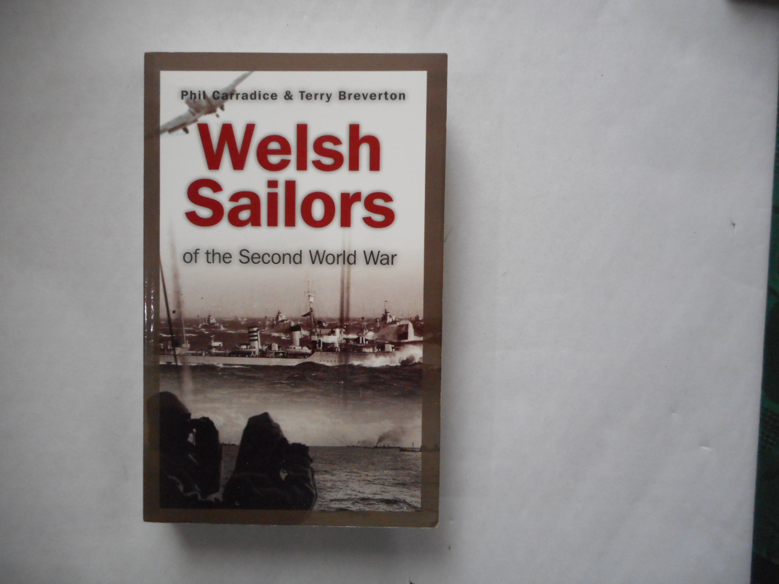 Image for Welsh Sailors of the Second World War