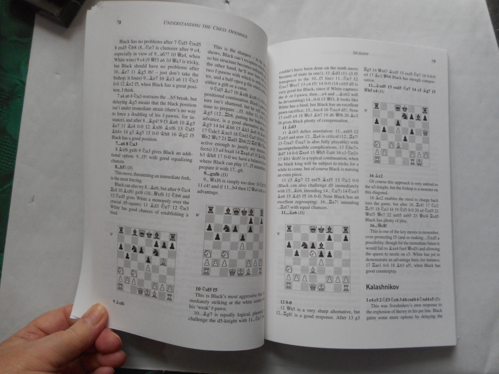Image for Understanding the Chess Openings How Modern Openings Are Played: a Comprehensive Guide. (SIGNED Copy)