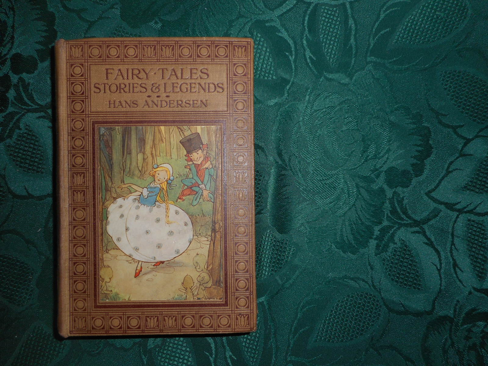 Image for Fairy Tales Stories & Legends  (Illustrated by Mabel Lucie Attwell)