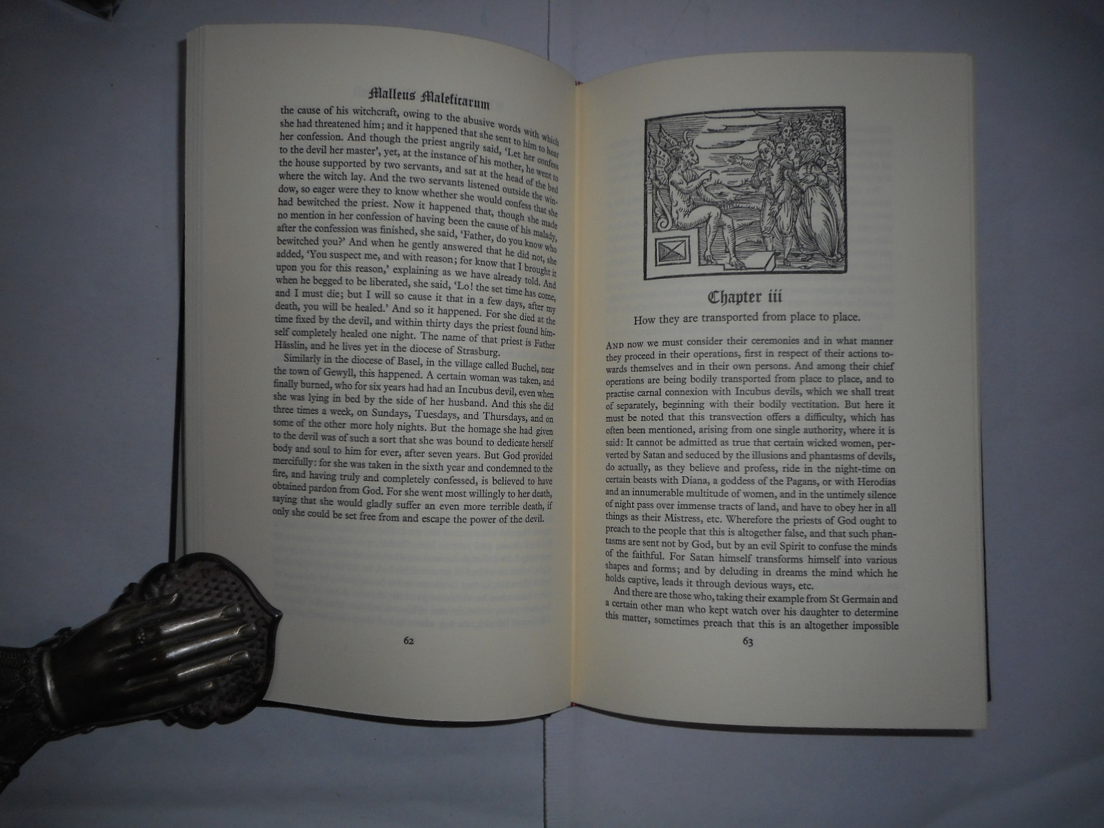Image for Malleus Maleficarum : The Hammer Of Witchcraft