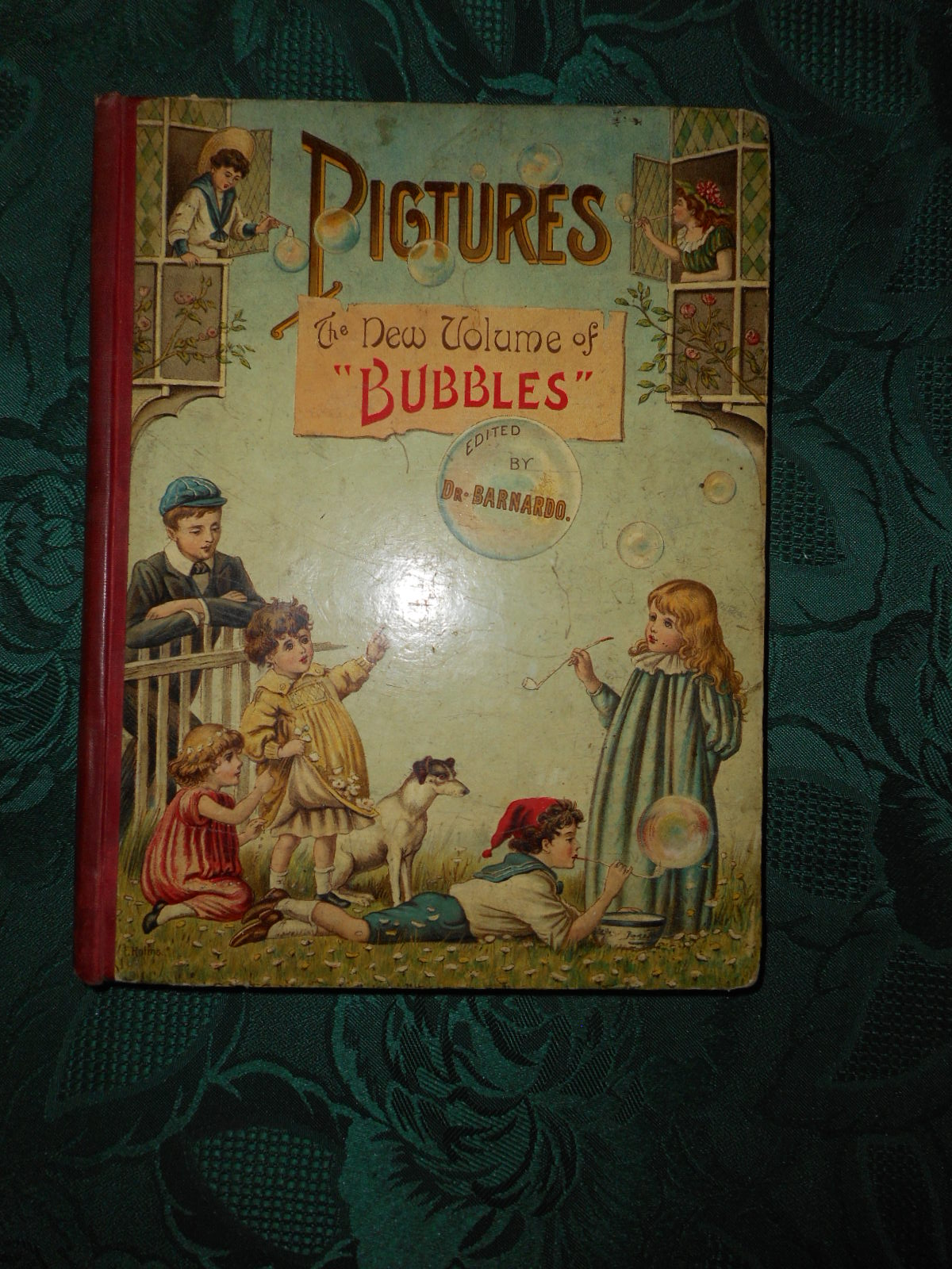 Image for Bubbles - A Volume Of True Tales And Coloured Pictures. Volume Iii.