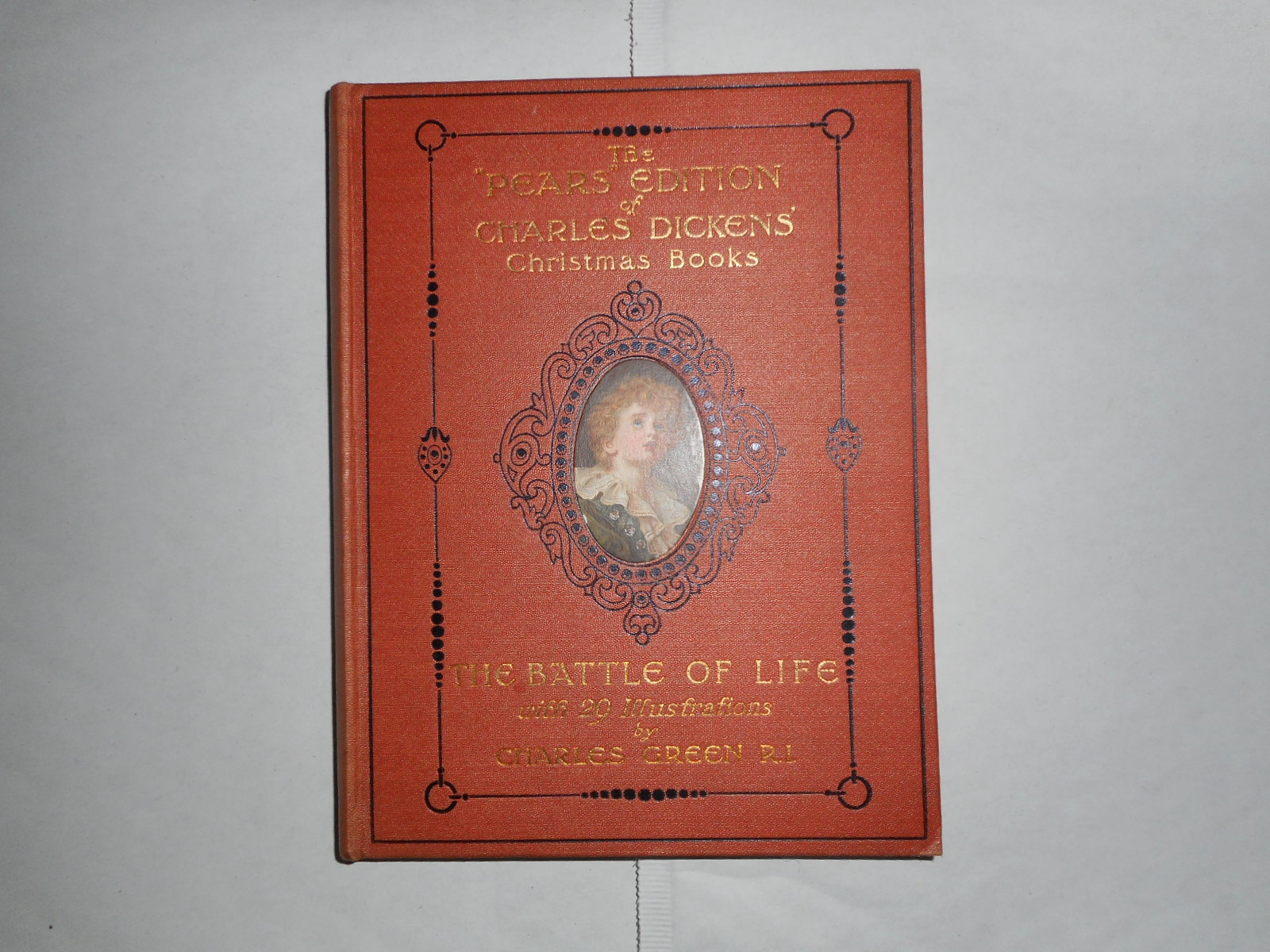"Image for The Battle of Life. The ""Pears"" Centenary Edition of Charles Dickens' Christmas Books."