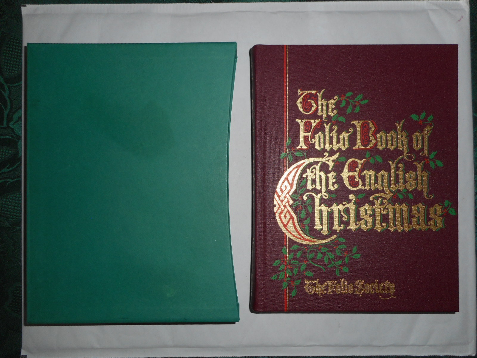 Image for The Folio Book Of The English Christmas