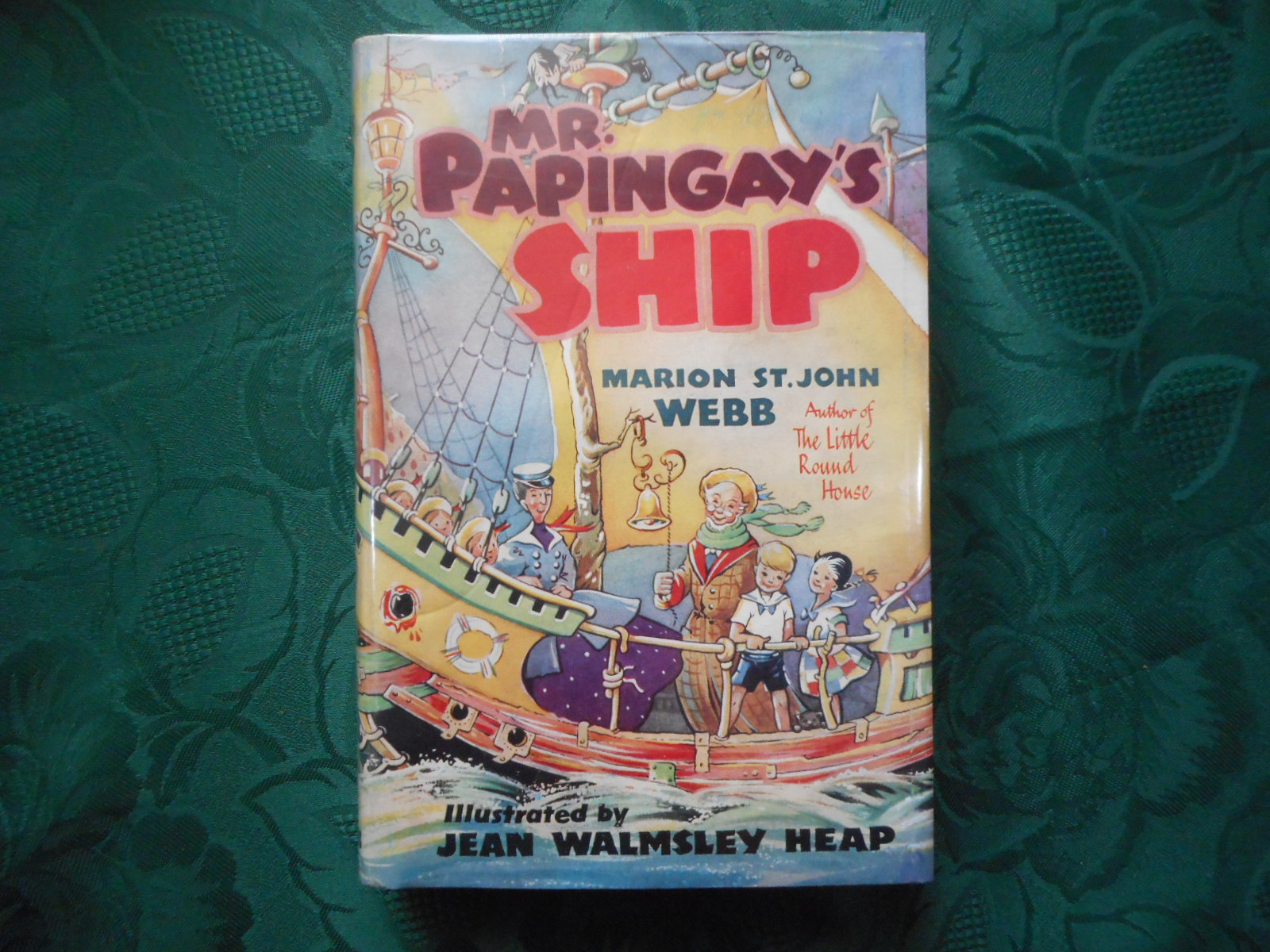 Image for Mr Papingay's Ship.
