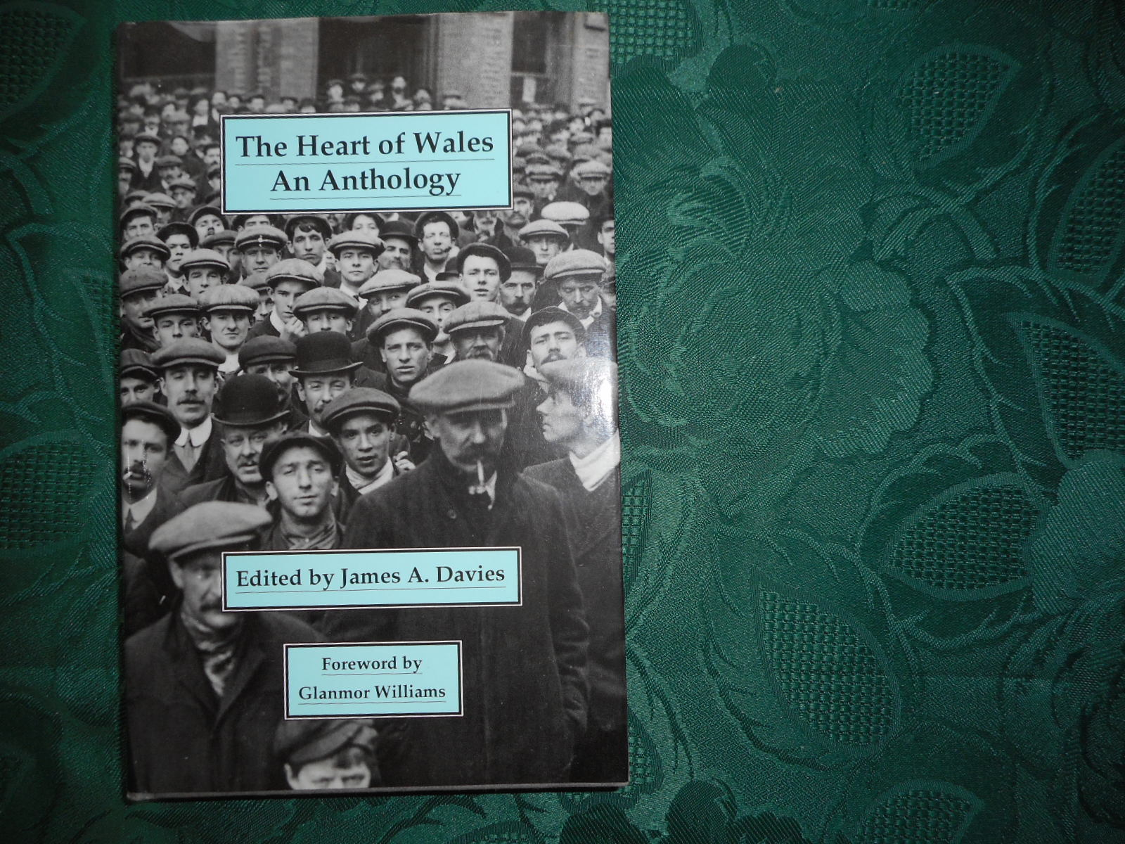 Image for The Heart of Wales : An Anthology. Foreword by Glanmor Williams