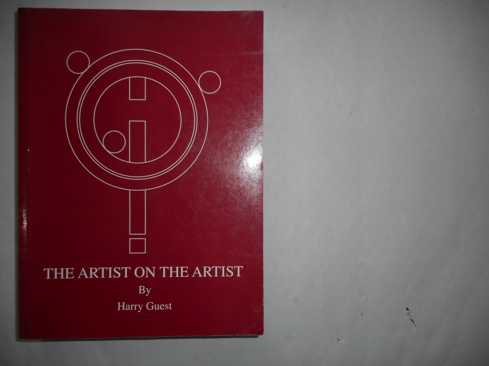 Image for The Artist on the Artist (SIGNED Copy)