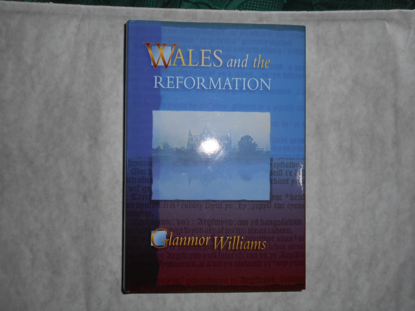 Image for Wales and the Reformation