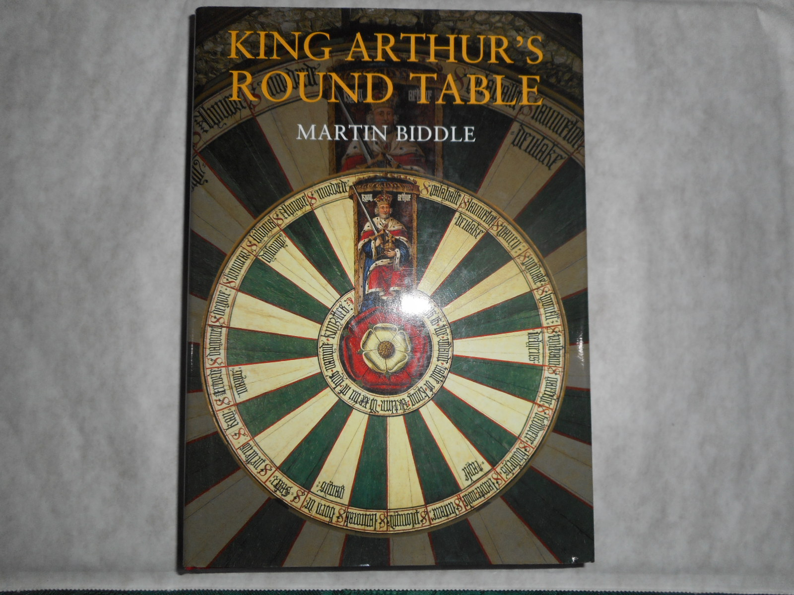 Image for King Arthur's Round Table: An Archaeological Investigation.