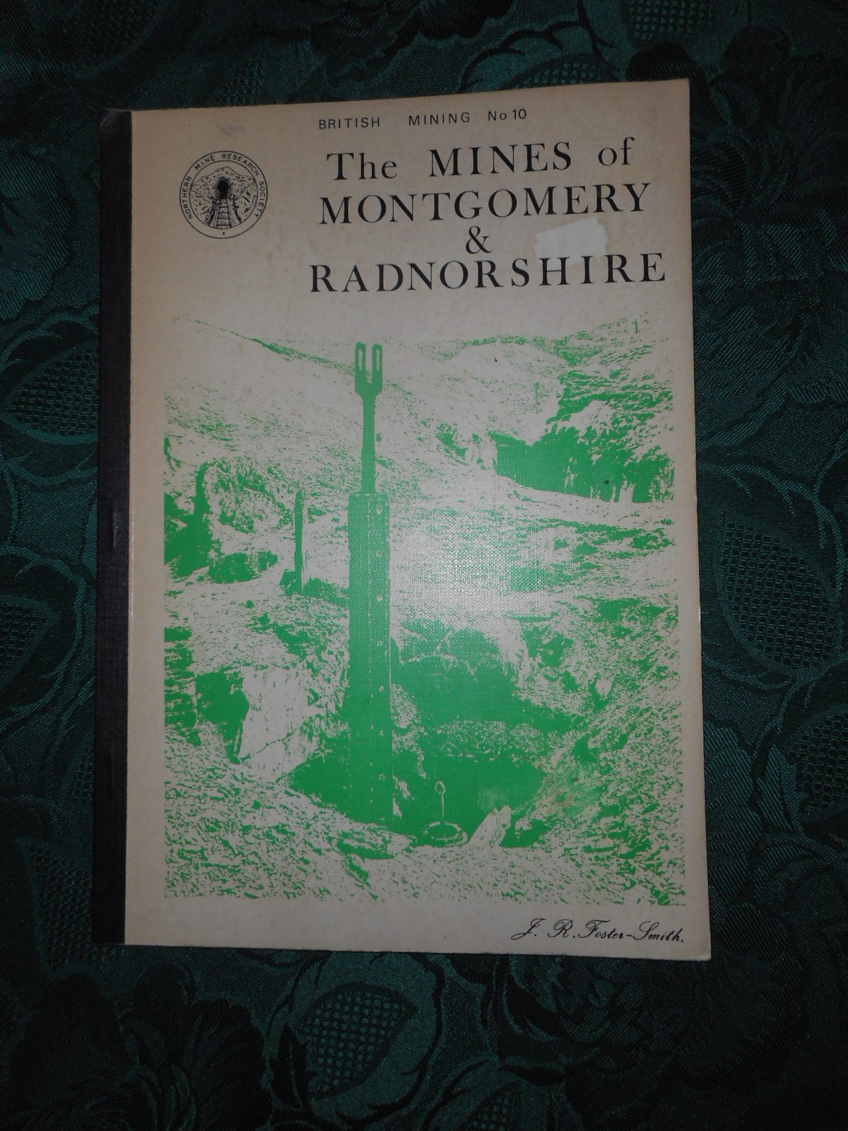 Image for The Mines of Montgomery & Radnorshire. British Mining No10.